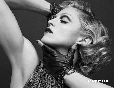 """Madonna в журнале """"Vanity Fair"""" (2002)"""