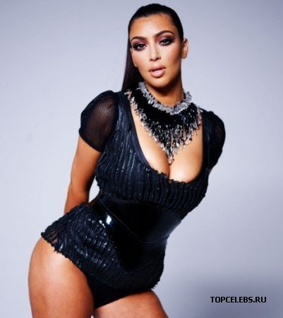 "Kim Kardashian в журнале ""Complex"""