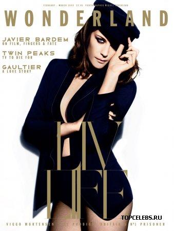 "Liv Tyler в журнале ""Wonderland"" (март 2009)"
