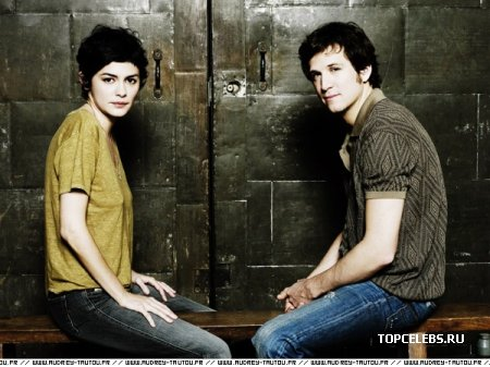 Audrey Tautou и Guillaume Canet