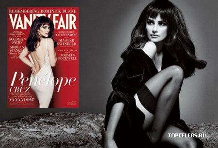 """Penelope Cruz в журнале """"Vanity Fair"""" (ноябрь 2009)"""