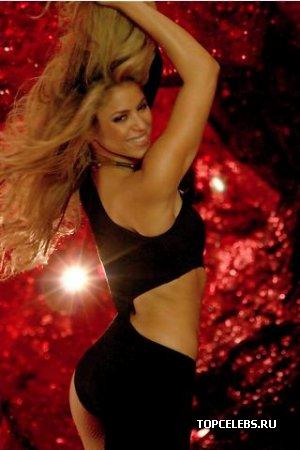 "Промо: Shakira - ""She wolf"""