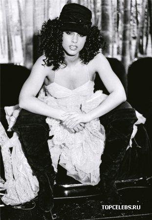 Alicia Keys от Ellen Von Unwerth (2007)