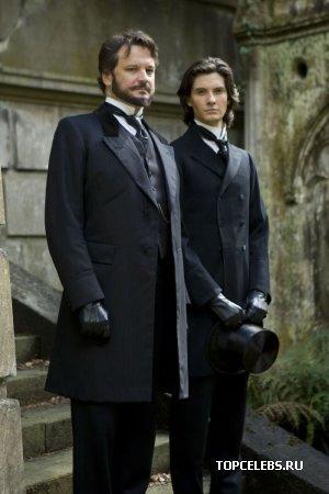 """Промо: Ben Barnes и Colin Firth в фильме """"Dorian Gray"""""""