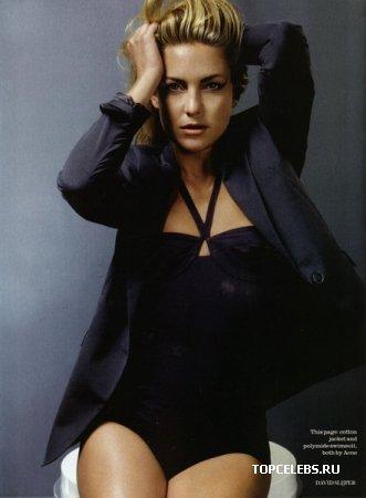 """Kate Hudson в журнале """"Elle"""" (ноябрь 2009)"""