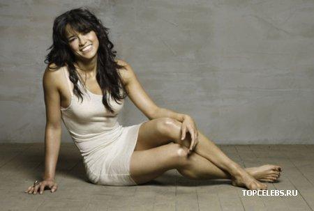 "Michelle Rodriguez в журнале ""Maxim"" (январь 2010)"