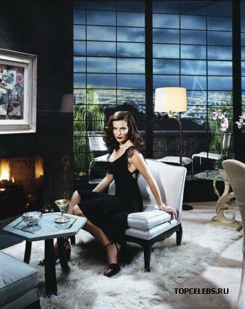 Kate Beckinsale в журнале New York Times