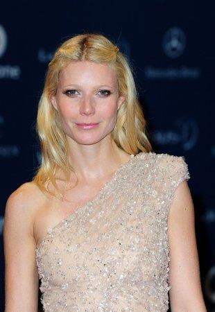 Gwyneth Paltrow на World Sports Awards 2010