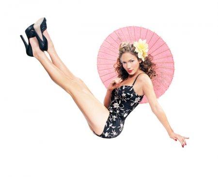Jennifer Lopez в журнале Esquire (2003)