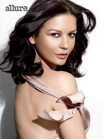 Catherine Zeta-Jones в журнале Allure (май 2010)