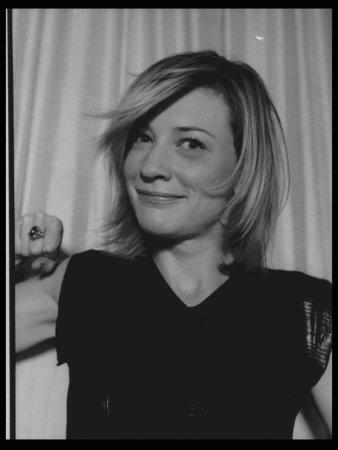 Cate Blanchett в фотосессии Kim Andreolli