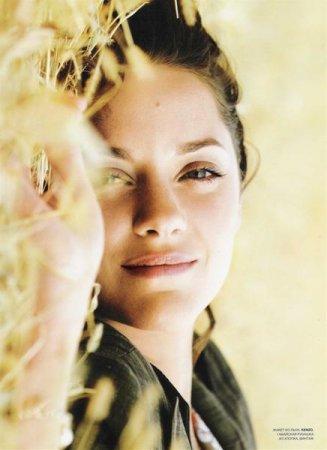Marion Cotillard в журнале L'Officiel (март 2010)