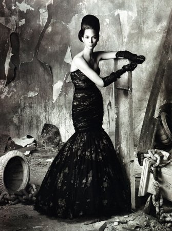 Christy Turlington в журнале Vogue Italy (2010)