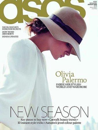 Olivia Palermo в журнале Asos (осень-зима 2010)