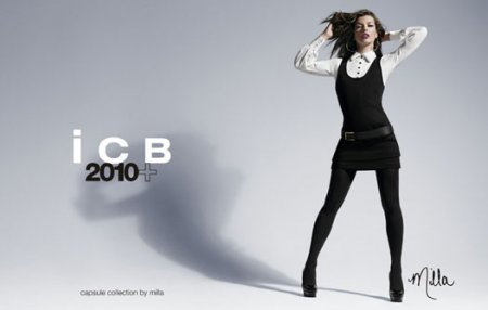 Milla Jovovich для iCB (2010)