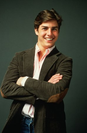 Tom Cruise в фотосессии Roxy Rifkin (1984)