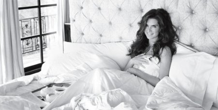 Brooke Shields для Royal Velvet (2010)