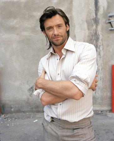 Hugh Jackman в фотосессии Lorenzo Agius