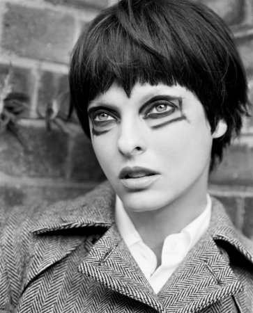 Linda Evangelista в фотосессии Craig McDean (2003)