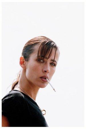 Sophie Marceau в журнале Vogue Paris (август 2003)
