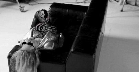 Kate Moss для Balmain (2010)