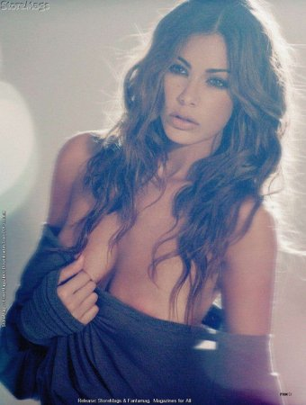 Melita для журнала FHM France (февраль 2011)