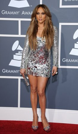 Jennifer Lopez на Grammy Awards - 2011