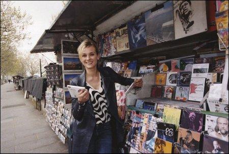 Diane Kruger в фотосессии Hubert Fanthomme