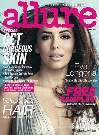 Eva Longoria в журнале Allure (апрель 2011)