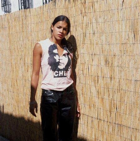 Michelle Rodriguez в фотосессии Jeff Katz