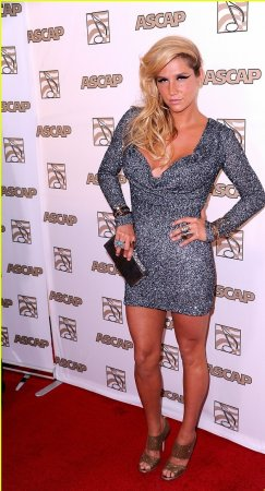 Ke$ha на ASCAP Pop Music Awards 2011