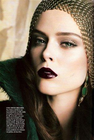 Coco Rocha в журнале Vogue Mexico (июнь 2011)