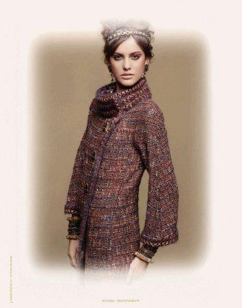 Alejandra Alonsa для Chanel (осень-зима 2011)