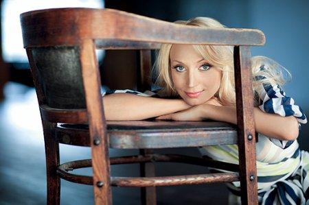 Кристина Орбакайте в журнале Hello! (май 2011)