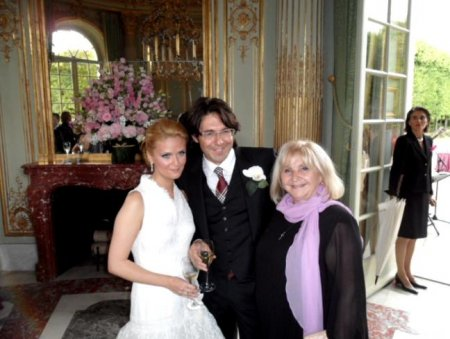 Эксклюзив: первые фото со свадьбы Андрея Малахова (2011)