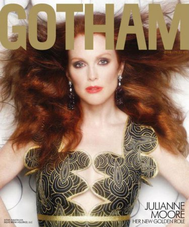 Julianne Moore в журнале Gotham (лето 2011)
