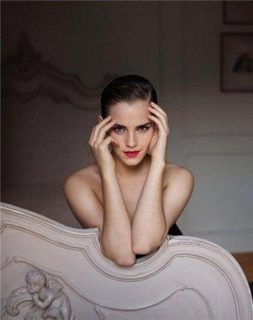 Emma Watson в фотосессии Mariano Vivanco (2011)