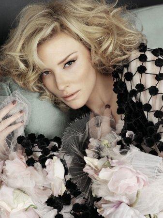 Cate Blanchett в фотосессии Richard Bailey (2005)