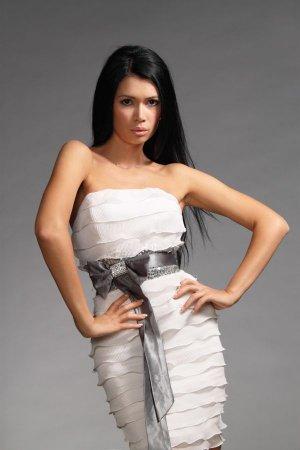 Инесса Назарова - мисс Евразия