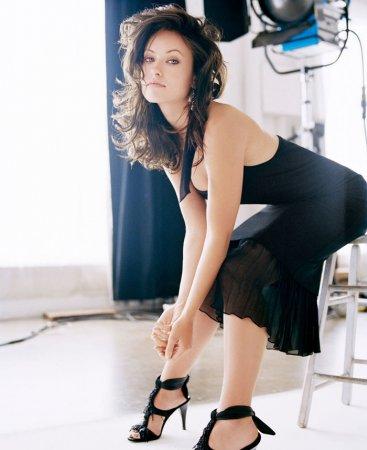 Olivia Wilde в журнале OK! (2006)