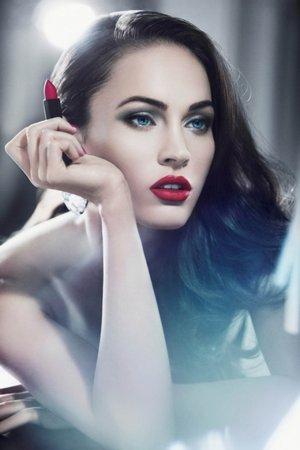 Megan Fox для Giorgio Armani Beauty 2011