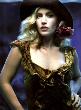 Kate Winslet в журнале NY Times Style (осень 2004)