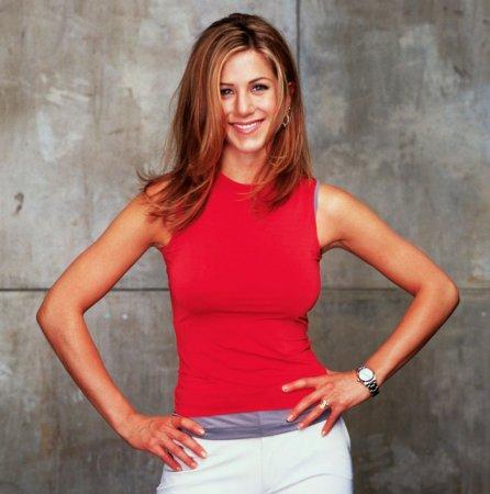 Jennifer Aniston в фотосессии Len Irish (1997)