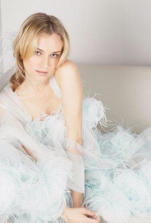 Diane Kruger в журнале Madame Figaro (2004)