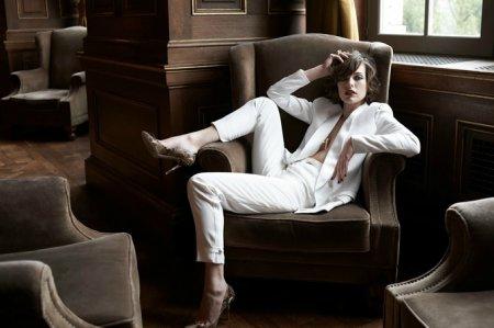 Milla Jovovich в журнале S Mode El Pais (октябрь 2011)