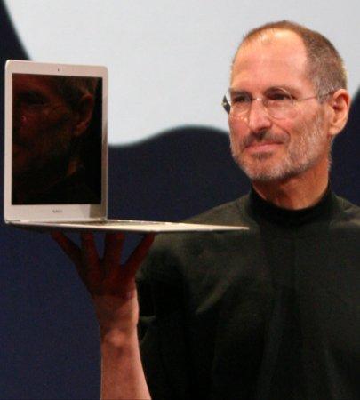 Сегодня умер основатель компании Apple Steve Jobs
