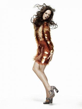Coco Rocha в журнале Madame Figaro (сентябрь 2011)