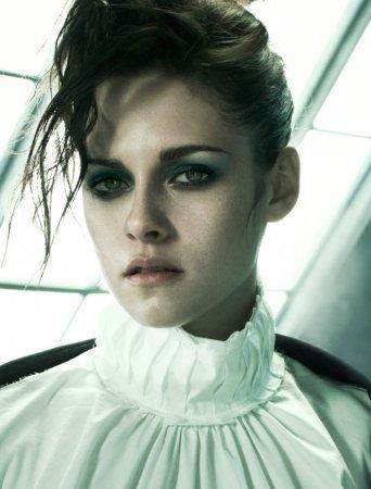 Kristen Stewart в журнале Vogue Italia (ноябрь 2011)
