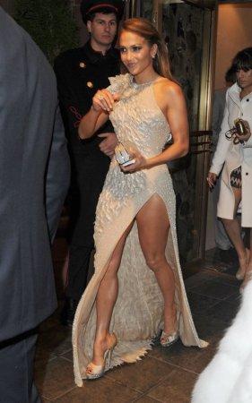 Jennifer Lopez стала женщиной года на Glamour Women of the Year Awards (ноябрь 2011)