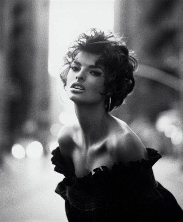 Супермодель Линда Евангелиста в журнале Vogue Italia